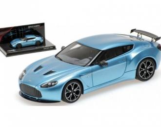Aston Martin V12 Zagato (blue)