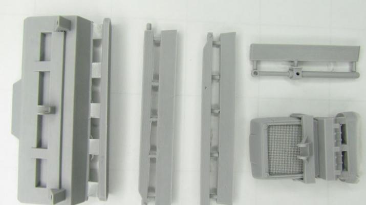 Набор для доработки ДТ-75 - отвал с одним цилиндром
