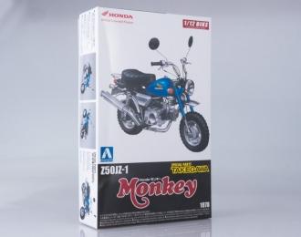 Сборная модель Honda monkey Z50JZ-1 custom Takegawa Ver.1