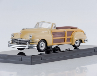 CHRYSLER Town & Country (1947), yellow lustre