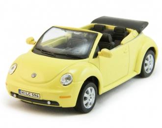 VOLKSWAGEN New Beetle Cabrio, lemon