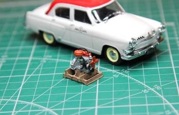 Двигатель для Горький-21