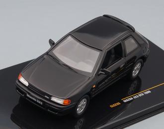 (Уценка!) MAZDA 323 GTX 1989, black