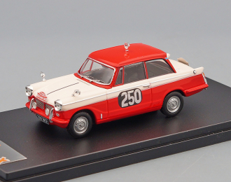 (Уценка!) TRIUMPH Herald Saloon No.250 Cleghorn/Wright Rally Monte Carlo (1960), red / white