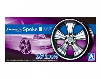 Набор дисков Work Bersaglio Spork3 MF 20inch
