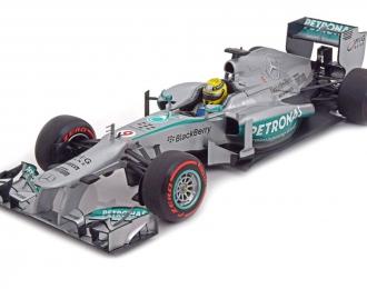 Mercedes AMG Petronas W04 -N.Rosberg Winner 2013 Monaco GP