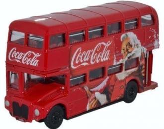 """автобус ROUTEMASTER """"Coca Cola X-mas"""" 2017"""