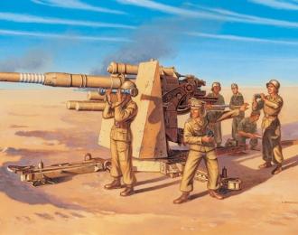 Сборная модель Зенитное орудие 8.8 cm. FLAK 37 AA Gun
