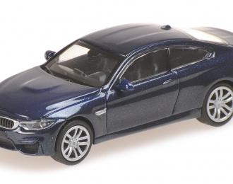 BMW M4 2015 BLUE