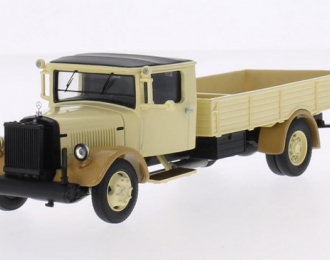 MERCEDES-BENZ LO 2750 Holzvergaser (газогенераторный) 1940 Beige