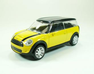 уценка Mini Clubman Yellow