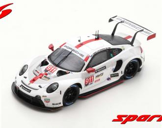 Porsche 911 RSR #911 Porsche GT Team 3rd GTLM class 24H Daytona 2020