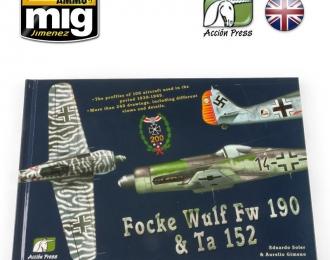 """Журнал """"FOCKE WULF FW 190 & TA 152"""" (на английском языке)"""