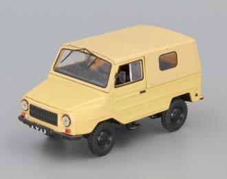 ЛУАЗ 969М, Автолегенды СССР 33, бежевый