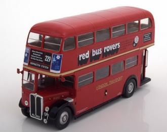 AEC Regent III RT (1939), red