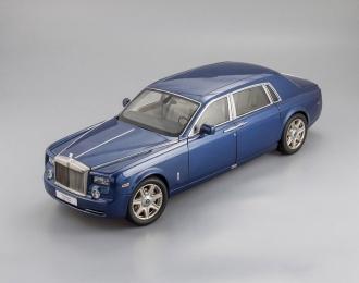 ROLLS-ROYCE Phantom EWB (2003), metropolitan blue