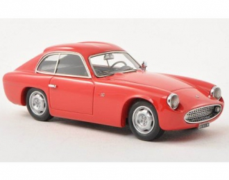OSCA 1600 GT Zagato (1962), red