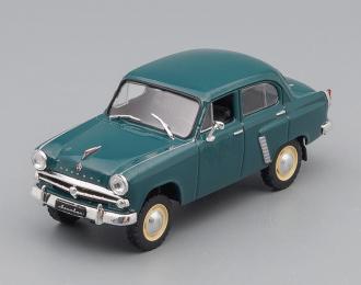МОСКВИЧ 410, Автолегенды СССР 42, темно-зелёный