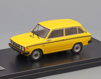 VOLVO 66 (1975), yellow