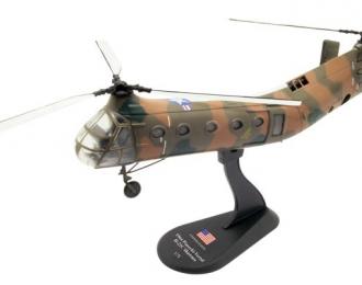 Piasecki H-21 Shawnee, Helikoptery Świata 21