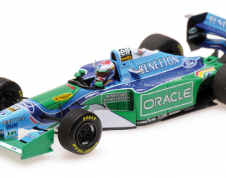 BENETTON FORD B194 VERSTAPPEN BRITISH GP 1994