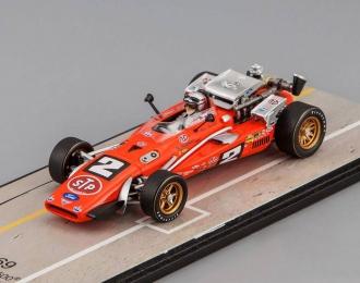 Brawner-Hawk #2 Winner Indy 500 1969 Mario Andretti