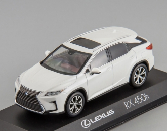 Lexus RX450h (white)