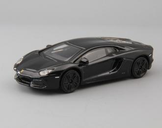 LAMBORGHINI Aventador LP700-4, Black