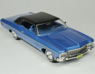 CHEVROLET Impala Custom Coupe 1970 Mulsanne Blue