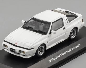MITSUBISHI Starion 2600 GSR-VR (1988), white