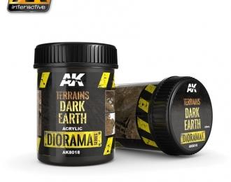 Terrains Dark Earth 250ml (Тёмная грязь)