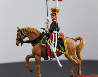 Lancer Napoleon's Young Guard 1813