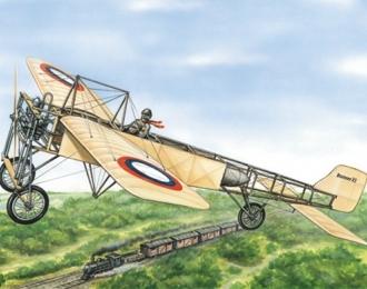 Сборная модель Французский истребитель Bleriot IX