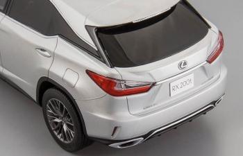 LEXUS RX 200t F Sport, silver
