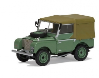 """LAND ROVER Series 1 80"""" Pick-Up 1948 Green/Olive"""