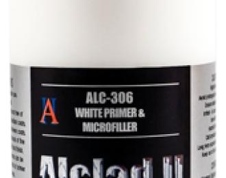 Белая грунтовка и микрозаполнитель (White Primer & Microfiller), 120ml