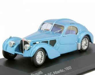 BUGATTI 57 SC Atlantic (1937), light blue