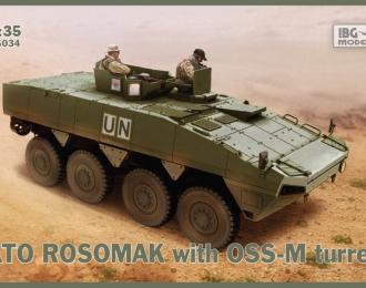 Сборная модель Польский БТР KTO ROSOMAK  with OSS-M turret