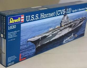 Сборная модель USS Hornet (CVS-12) Apollo 11 Recovery Vessel