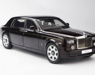 Rolls-Royce Phantom EWB 2003 (Dragon edition)