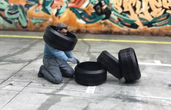 Резина Toyo ProxesT1-R 18 диаметр (11 мм)