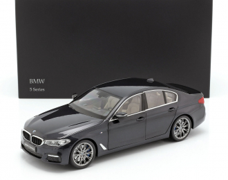 BMW 5 Series (G30) (black)