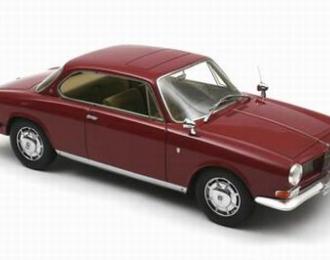 BMW 3200 CS Bertone, red