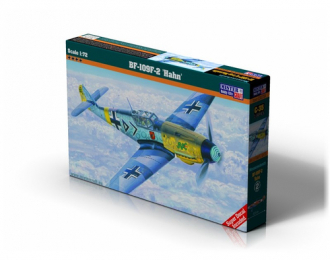 """Сборная модель Самолет Bf-109F-4""""Hahn"""""""