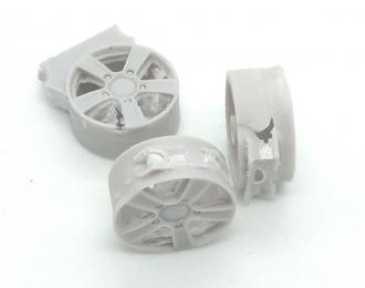 (Уценка!) Комплект дисков КиК Ниагара для Волжский автомобиль 2121, 5 шт
