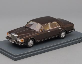 (Уценка!) BENTLEY Mulsanne Turbo (1982), metallic brown