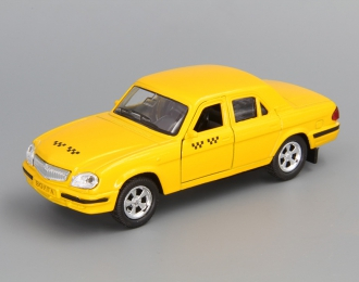 Горький 31105 Такси, желтый