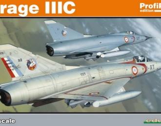 Сборная модель Mirage III C