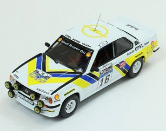 OPEL Ascona #16 McRae RAC 1981