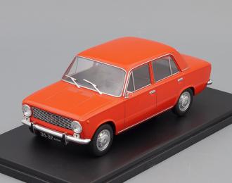 Волжский автомобиль 2101, Легендарные советские автомобили 4, красный